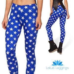 Lotus Leggings Star Leggings